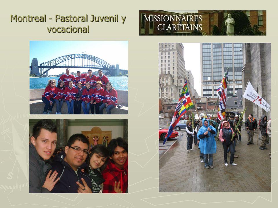 Montreal – Laicos Claretianos