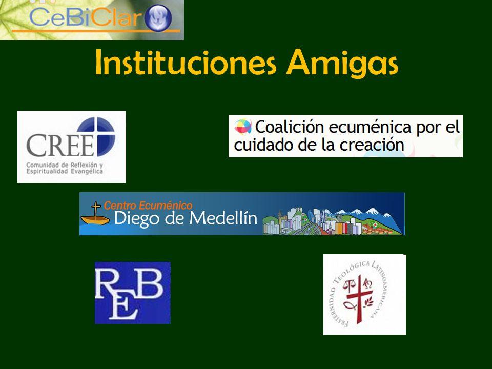 Instituciones Amigas
