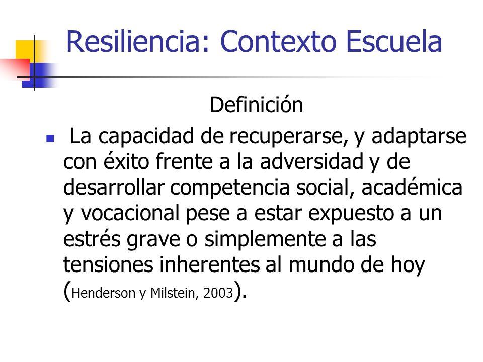 Resiliencia: Diferencia entre Géneros Niñas: Educadas con valores éticos (Toufexis, 1990). Esencia femenina Tienen diferente voz (Gilligan, 1982). Se