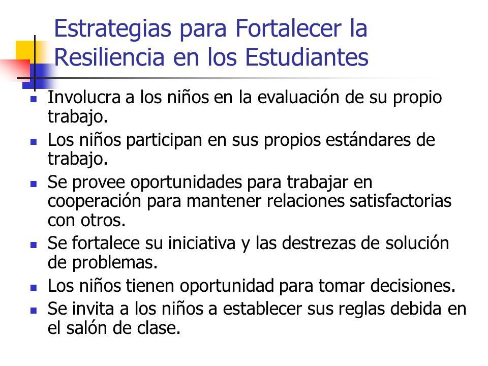Contribución de los Maestros Asumen rol importante en la reducción del estrés en el estudiante. Ofrecen apoyo positivo en situaciones adversas. Observ