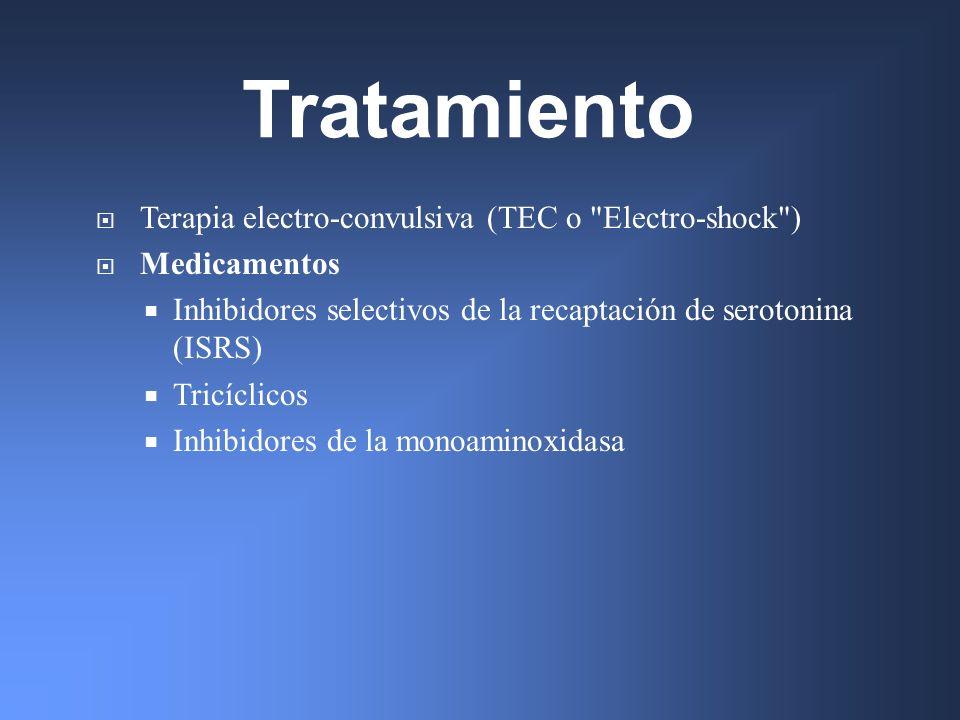 Terapia electro-convulsiva (TEC o