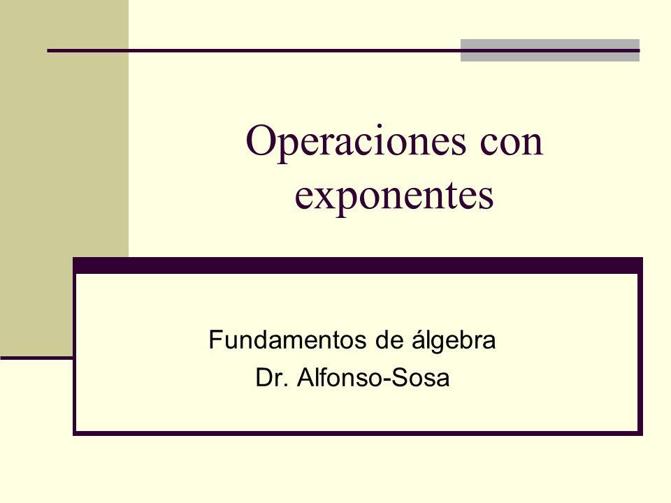 Dr. Edwin Alfonso-Sosa12 Ejemplos