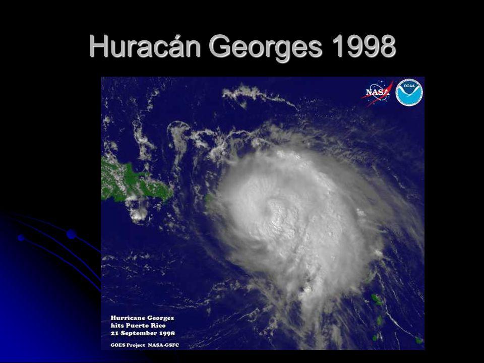 Huracán Georges 1998
