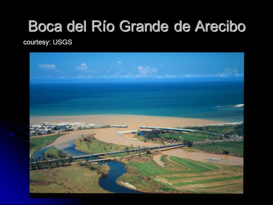 Boca del Río Grande de Arecibo courtesy: USGS