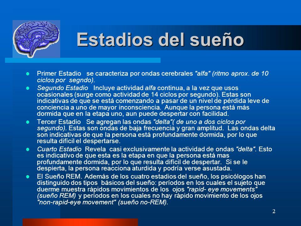 Estados de conciencia Profesora-Lourdes Moreno Martínez Universidad de Puerto Rico Recinto de Río Piedras Facultad de Ciencias Sociales Departamento d