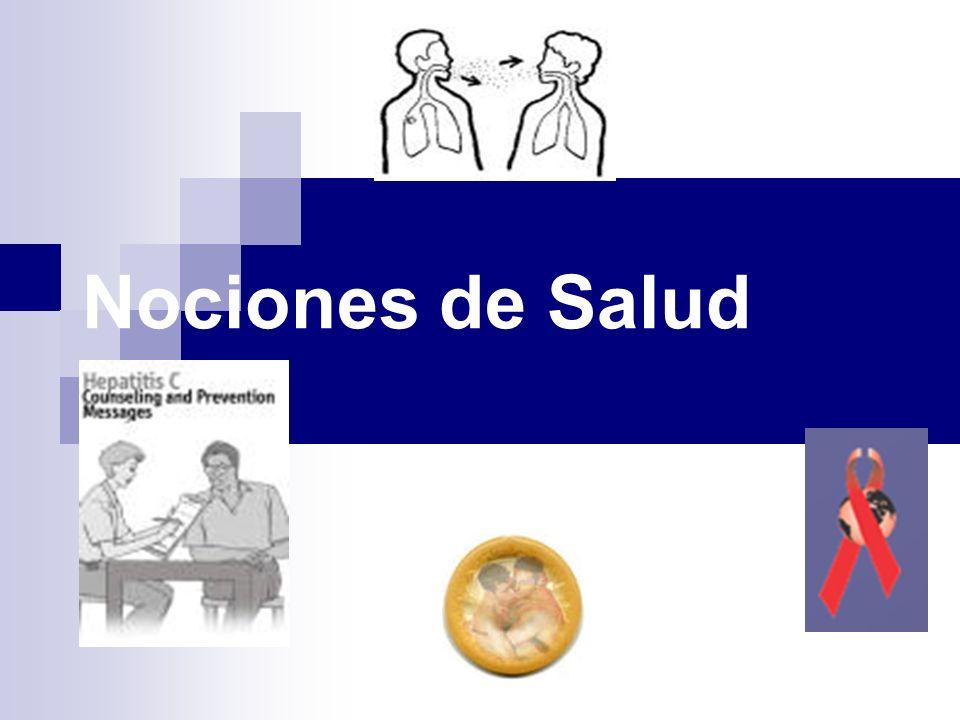 Nociones de Salud