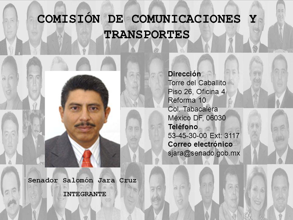 Dirección Torre del Caballito Piso 26, Oficina 4 Reforma 10 Col. Tabacalera México DF, 06030 Teléfono 53-45-30-00 Ext: 3117 Correo electrónico sjara@s