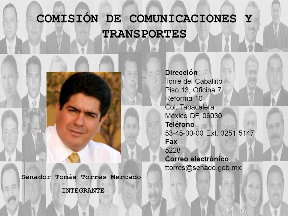 Dirección Torre del Caballito Piso 13, Oficina 7 Reforma 10 Col. Tabacalera México DF, 06030 Teléfono 53-45-30-00 Ext: 3251 5147 Fax 5228 Correo elect