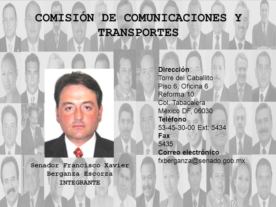 Dirección Torre del Caballito Piso 6, Oficina 6 Reforma 10 Col. Tabacalera México DF, 06030 Teléfono 53-45-30-00 Ext: 5434 Fax 5435 Correo electrónico