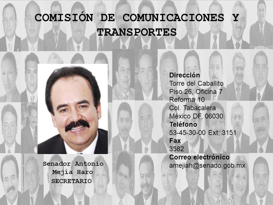 Dirección Torre Azul Piso 8, Oficina B Reforma 136 Col.