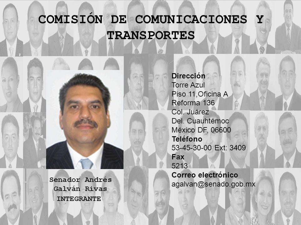 Dirección Torre Azul Piso 6,Oficina B Reforma 136 Col.