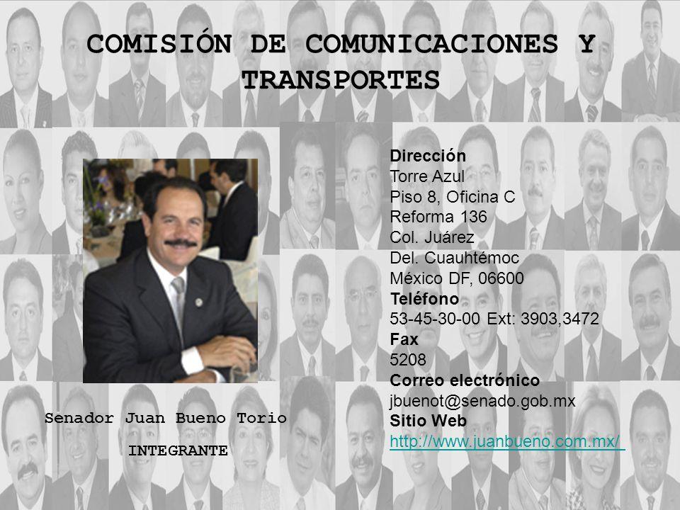 Dirección Torre Azul Piso 15,Oficina B Reforma 136 Col.