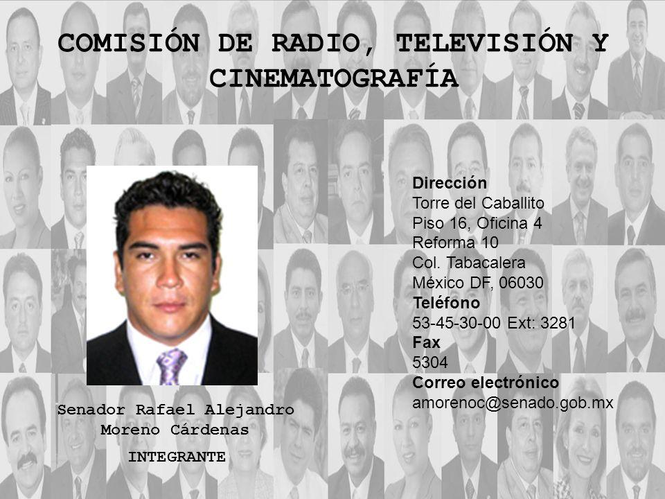 Dirección Torre del Caballito Piso 16, Oficina 4 Reforma 10 Col. Tabacalera México DF, 06030 Teléfono 53-45-30-00 Ext: 3281 Fax 5304 Correo electrónic