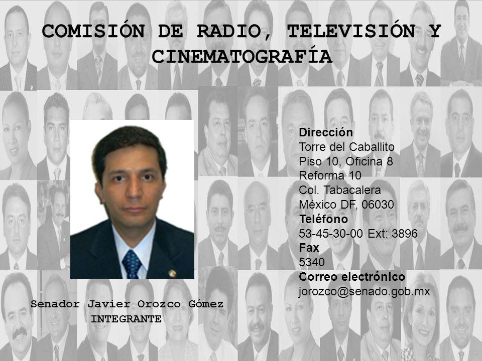 Dirección Torre del Caballito Piso 10, Oficina 8 Reforma 10 Col. Tabacalera México DF, 06030 Teléfono 53-45-30-00 Ext: 3896 Fax 5340 Correo electrónic