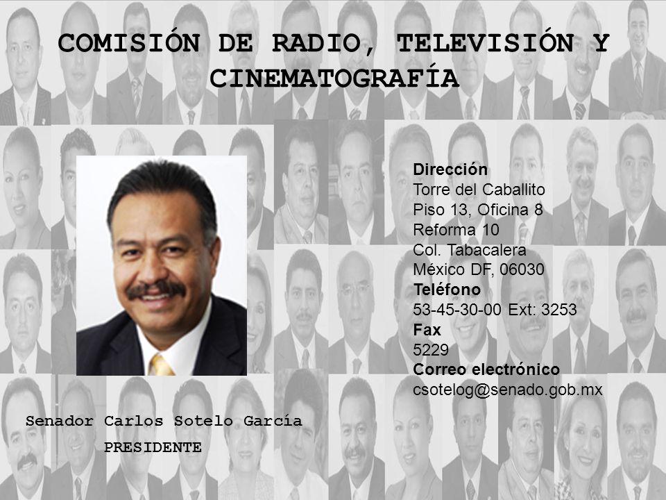 Dirección Torre del Caballito Piso 13, Oficina 8 Reforma 10 Col. Tabacalera México DF, 06030 Teléfono 53-45-30-00 Ext: 3253 Fax 5229 Correo electrónic