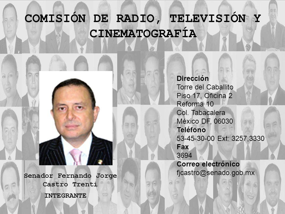 Dirección Torre del Caballito Piso 16, Oficina 4 Reforma 10 Col.