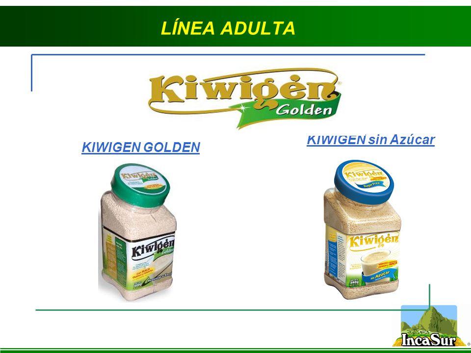 KIWIGEN GOLDEN KIWIGEN sin Azúcar LÍNEA ADULTA