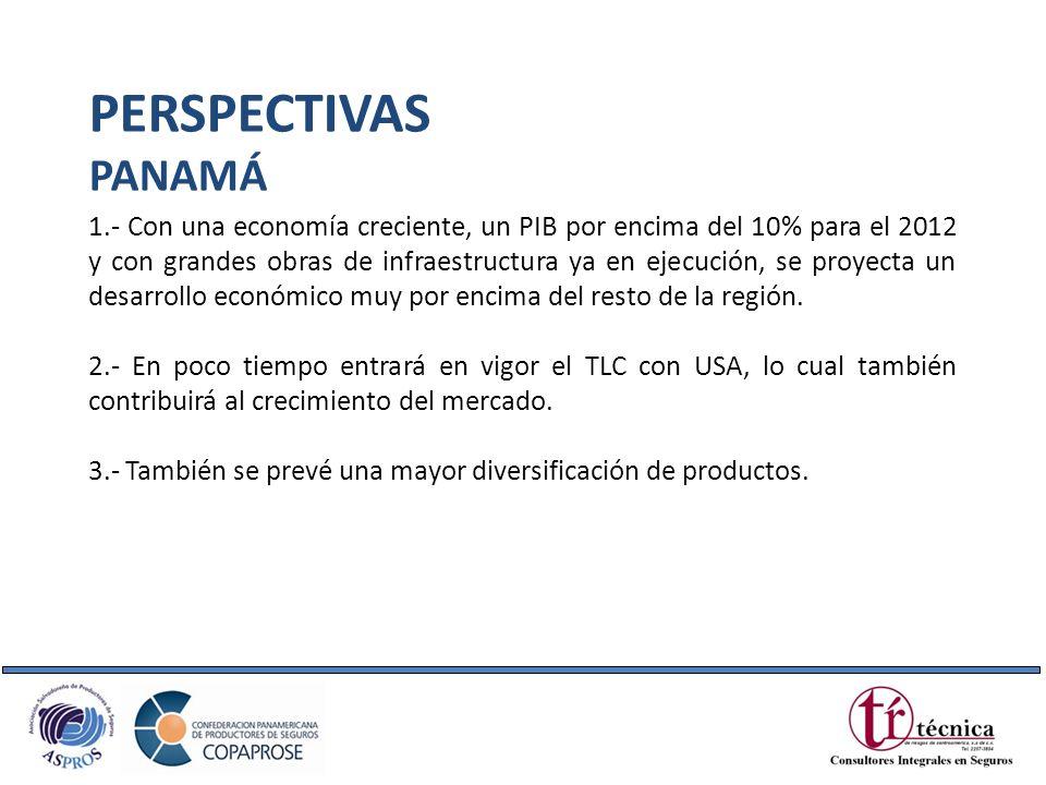 1.- Con una economía creciente, un PIB por encima del 10% para el 2012 y con grandes obras de infraestructura ya en ejecución, se proyecta un desarrol