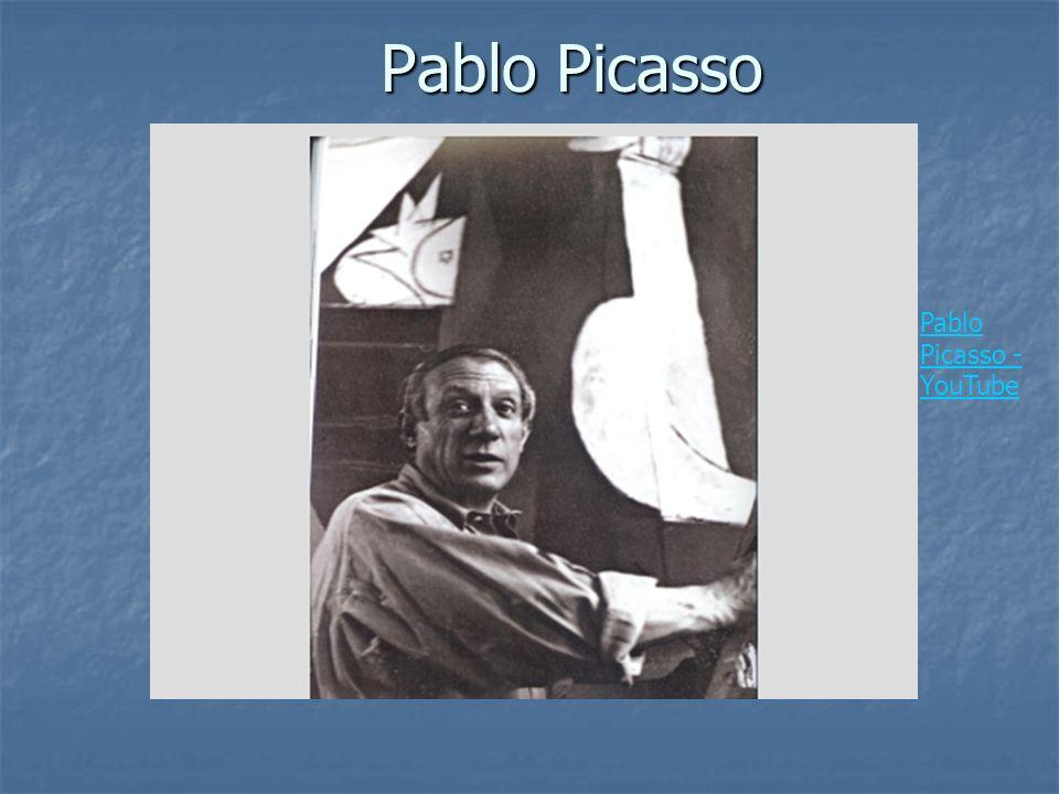 Pablo Picasso Pablo Picasso Pablo Picasso - YouTube