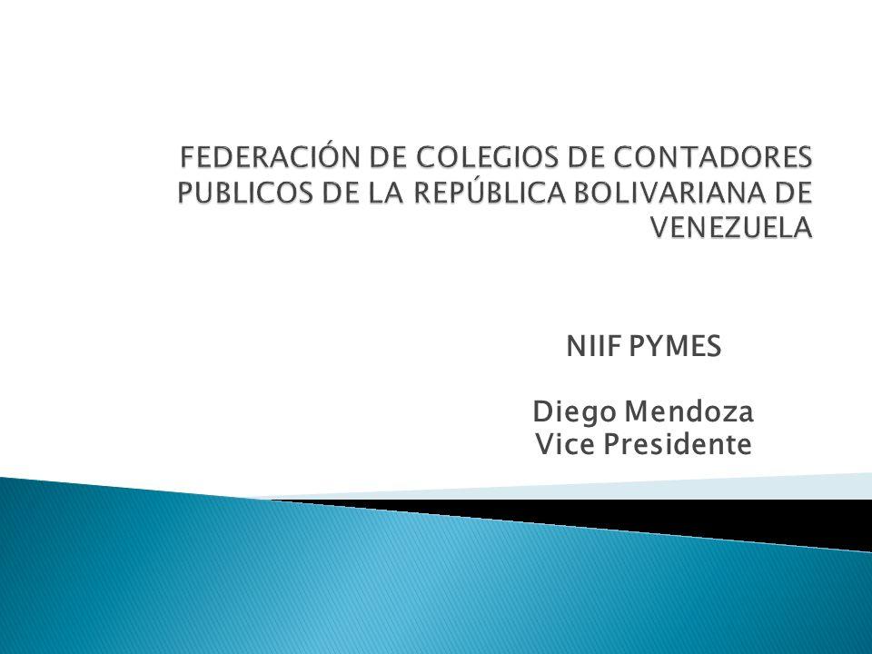 22 5.- Retos Relanzar la profesión por línea de servicios: Información Financiera.