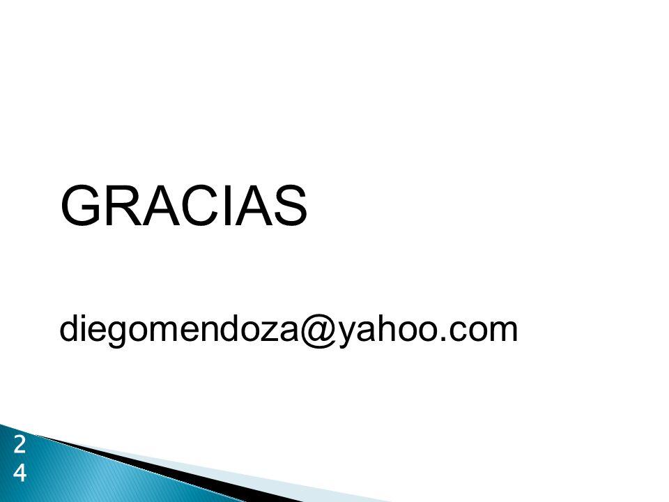 24 GRACIAS diegomendoza@yahoo.com
