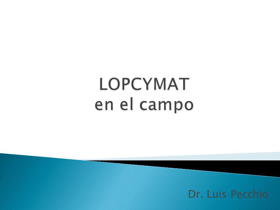 Dr. Luis Pecchio
