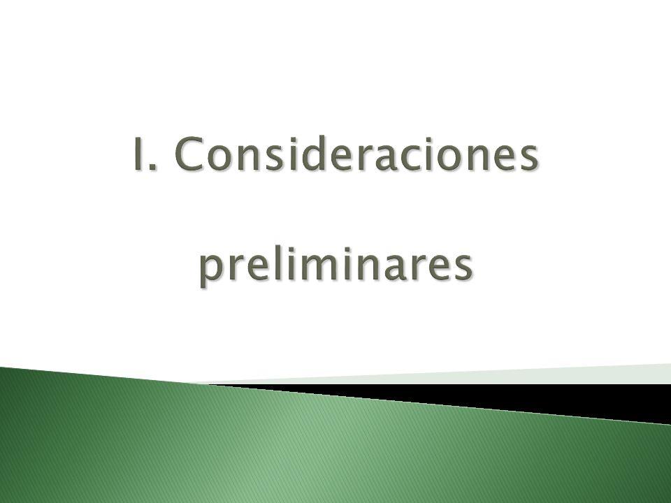 II.1 Principales características 3.