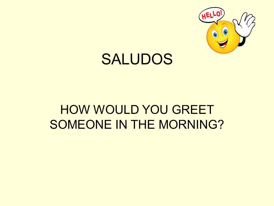Now we are ready to spell words. ¿Cómo se escribe su nombre en español con el alfabeto.