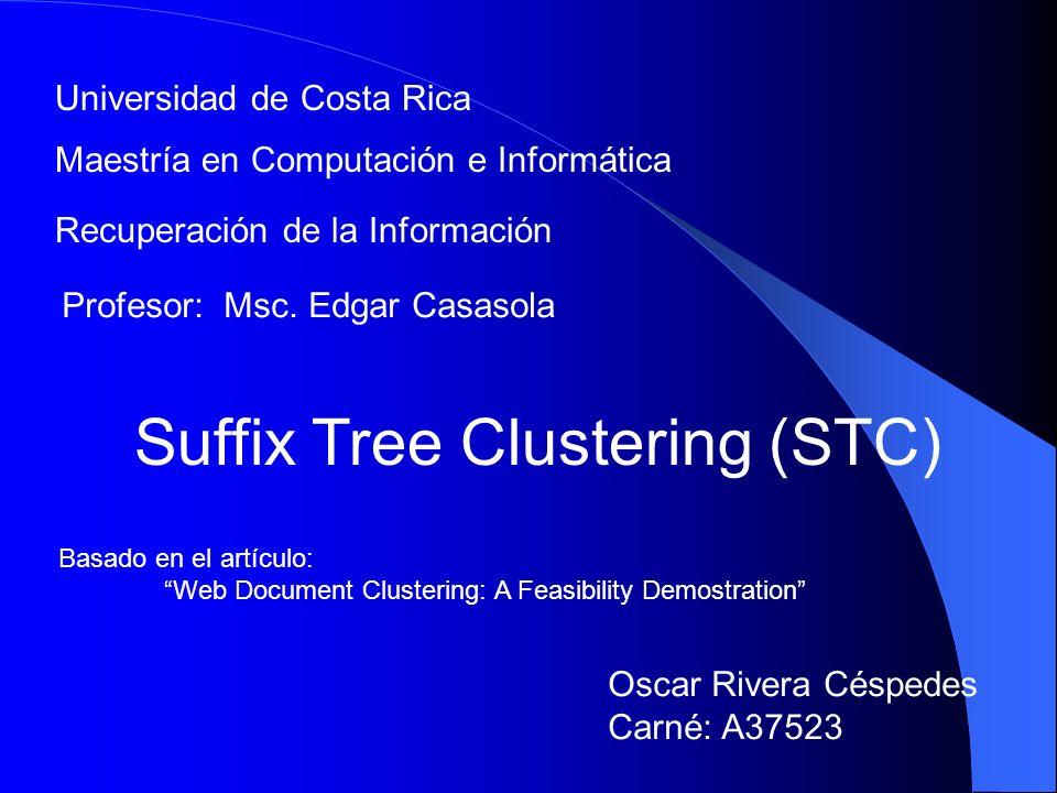 Conclusiones Satisface los 6 requerimientos que debe cumplir el Cluster para Web 1.