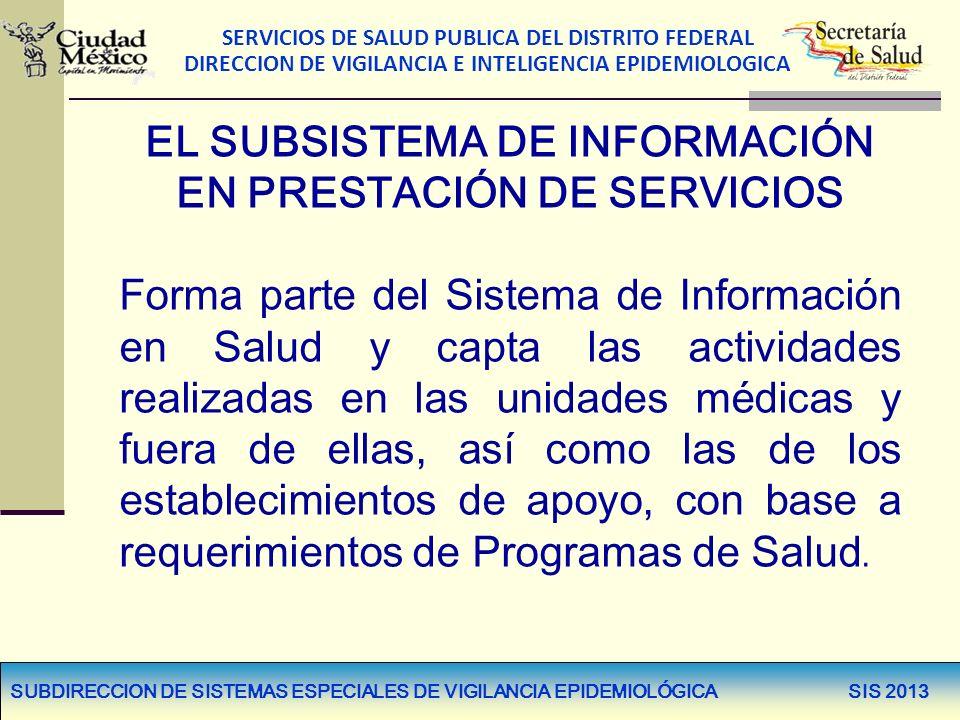 SERVICIOS DE SALUD PUBLICA DEL DISTRITO FEDERAL DIRECCION DE VIGILANCIA E INTELIGENCIA EPIDEMIOLOGICA INFORME MENSUAL DE ACTIVIDADES REALIZADAS EN LA UNIDAD MÉDICA SIS-SS-CE-H Para la versión 2013 el Informe Mensual de la Unidad Médica, Plataforma, consta de un total de 22 hojas, divididas en tres secciones.