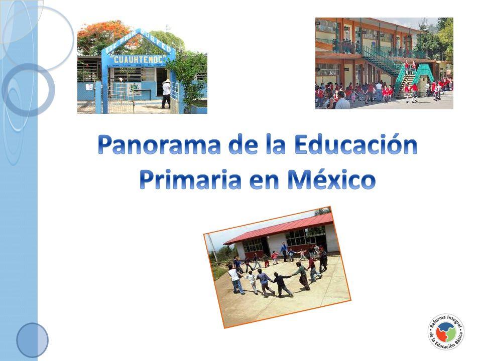 mayor Cuenta con el mayor número de escuelas de Educación Básica.
