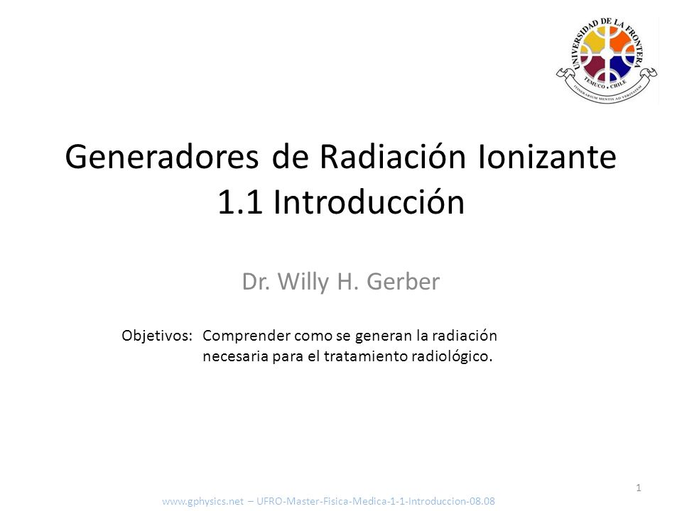 Equipos www.gphysics.net – UFRO-Master-Fisica-Medica-1-1-Introduccion-08.08 Betatrón