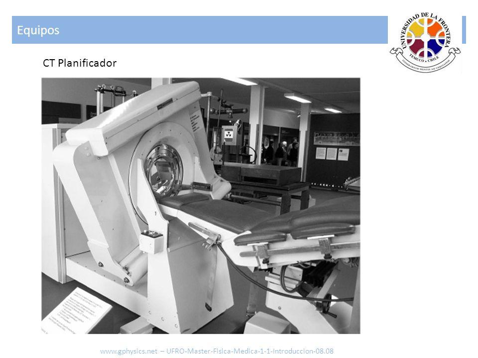 Equipos www.gphysics.net – UFRO-Master-Fisica-Medica-1-1-Introduccion-08.08 CT Planificador