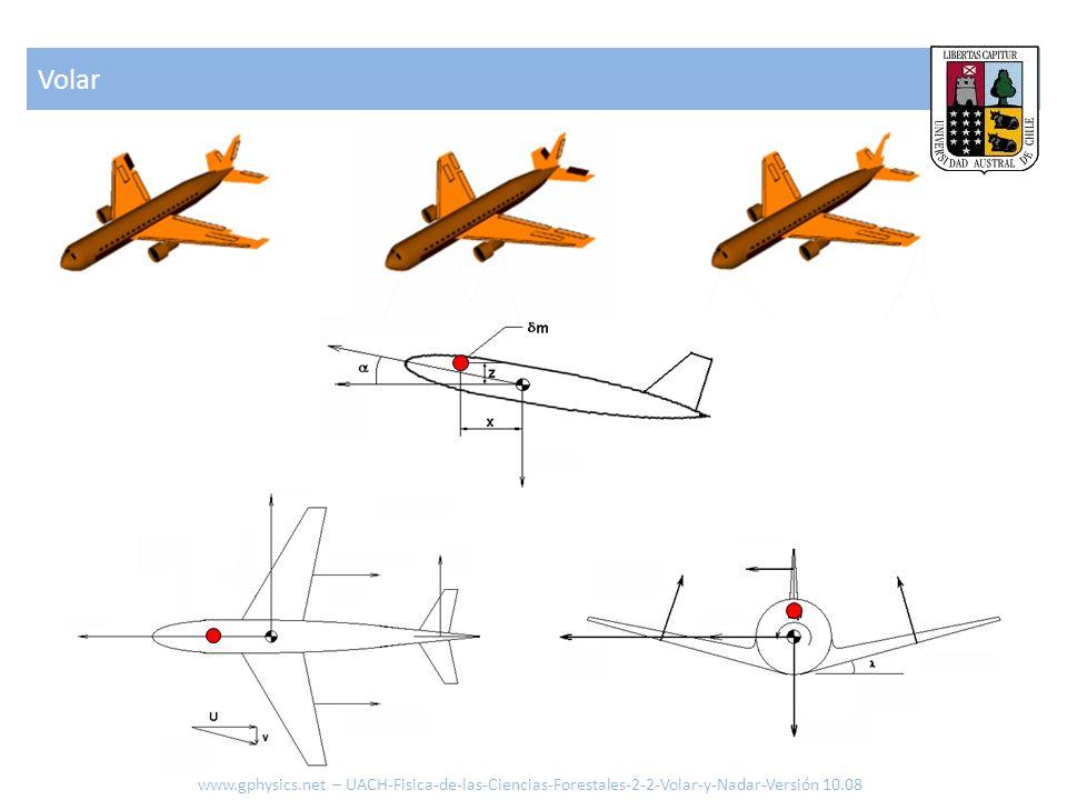 Volar www.gphysics.net – UACH-Fisica-de-las-Ciencias-Forestales-2-2-Volar-y-Nadar-Versión 10.08
