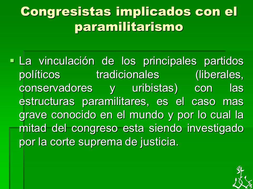 La Intervención militar de Estados Unidos en Colombia En el año 1947 Colombia firma el Tratado de Asistencia Reciproca (TIAR).