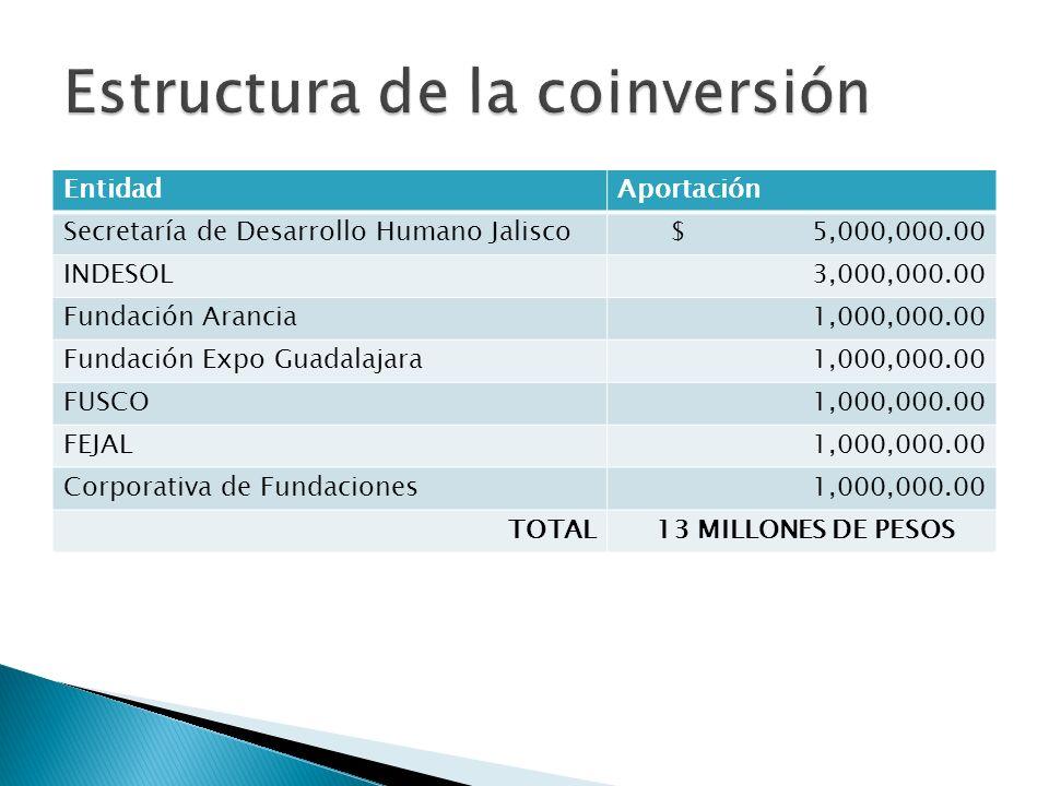Los proyectos deberán de desarrollarse en los ejercicios fiscales 2010 y 2011.