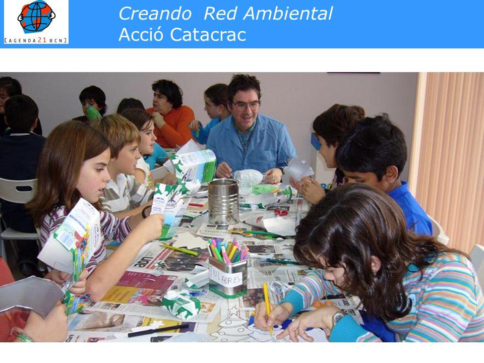 Creando Red Ambiental Acció Catacrac