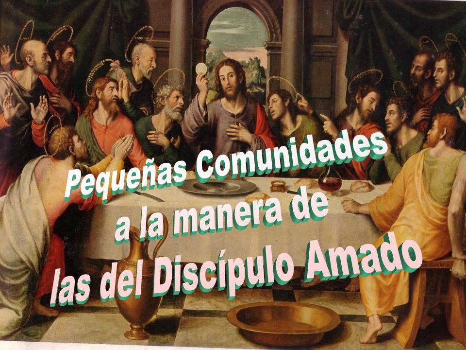 A EJEMPLO DE LAS PRIMERAS COMUNIDADES PERMANECEMOS CON JESÚS Y COMULGAMOS CON SU PROYECTO DE VIDA QUE NOS COMPROMETE A VIVIR LA UNIÓN Y LA FRATERNIDAD.