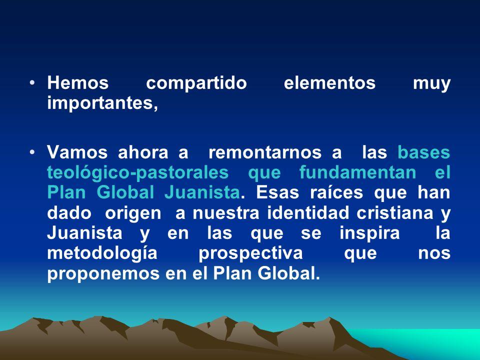 La pastoral planificada es la respuesta específica, consciente e intencional a las necesidades de la evangelización (Puebla 1307).