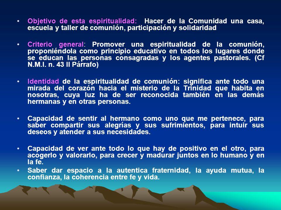 LA COMUNIÓN TRINITARIA SE EXPRESA COMO: A.ACONTECIMIENTO.