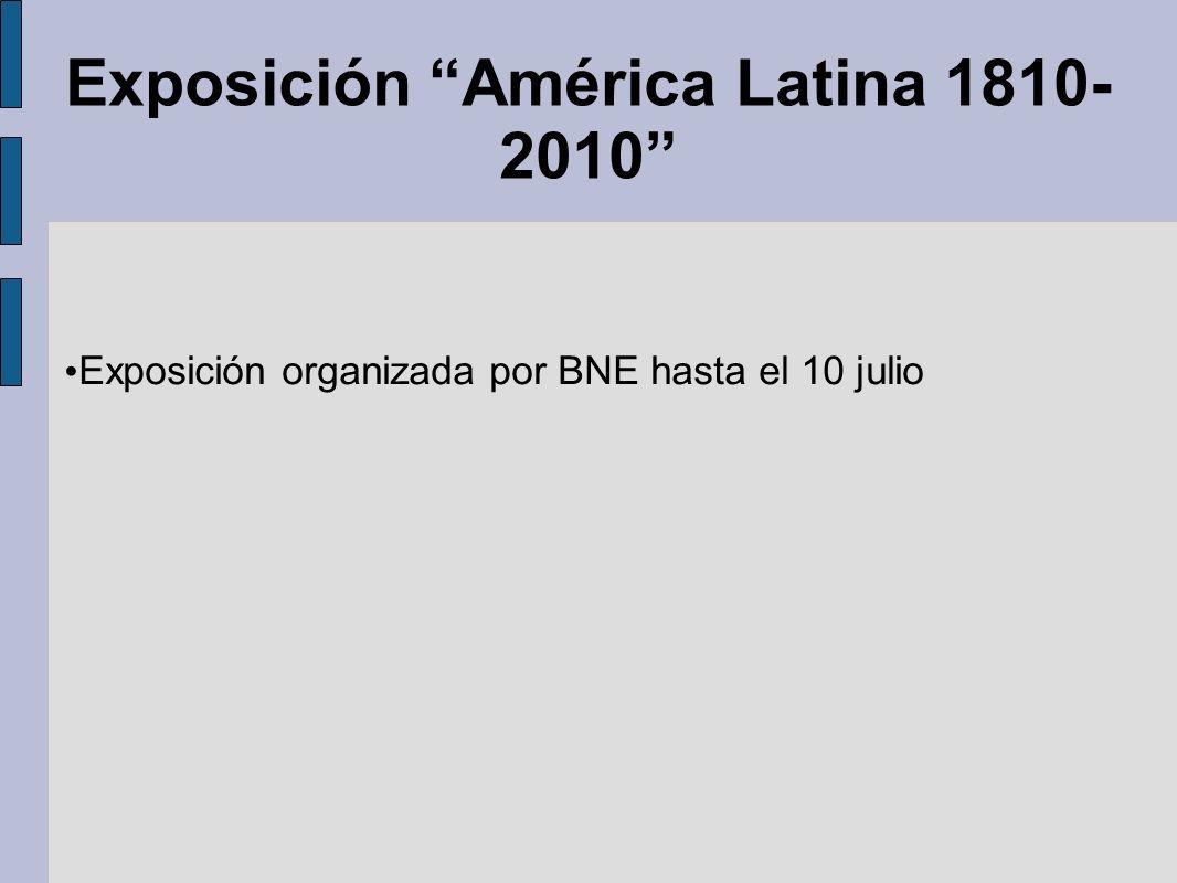 Observatorio Bicentenarios Participación en este proyecto de REDIAL