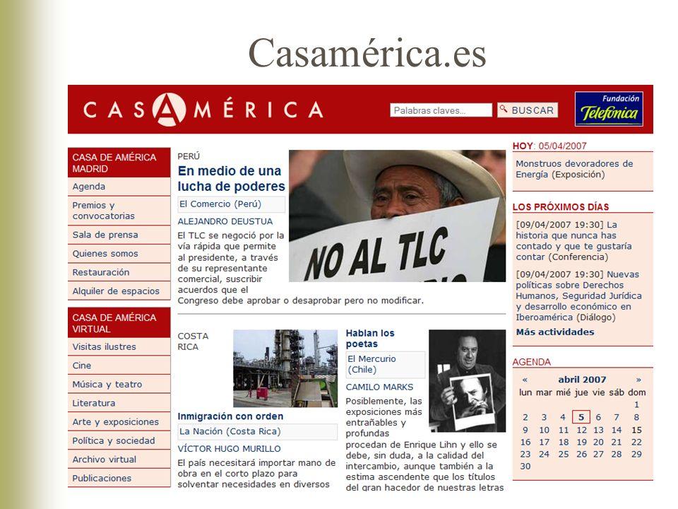 Casamérica.es