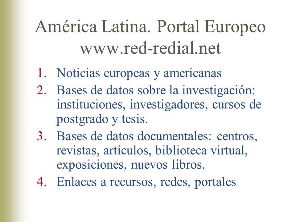 América Latina.