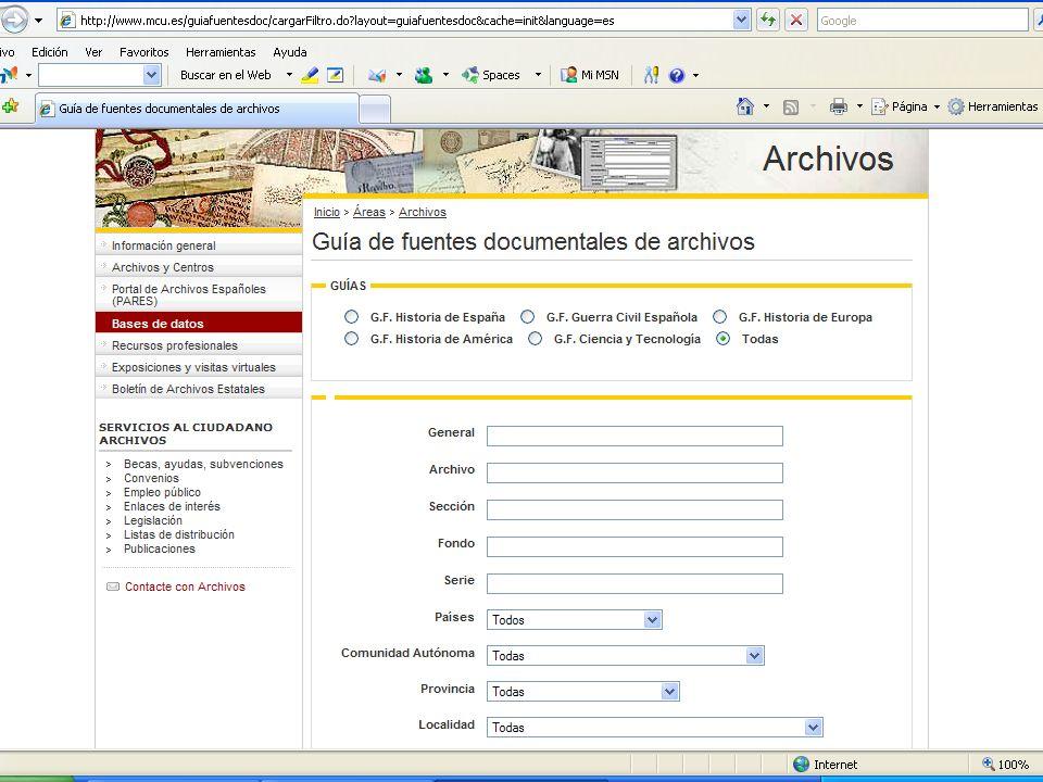 Información Bases de Datos