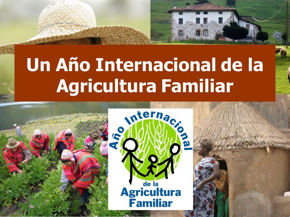 Desarrollar medidas que aseguren, a medio y largo plazo, un desarrollo próspero y sostenible de la agricultura familiar.