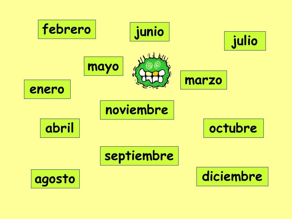 r e b e m i s t e p enero febrero marzo abril mayo junio julio agosto septiembre octubre noviembre diciembre m z a r o