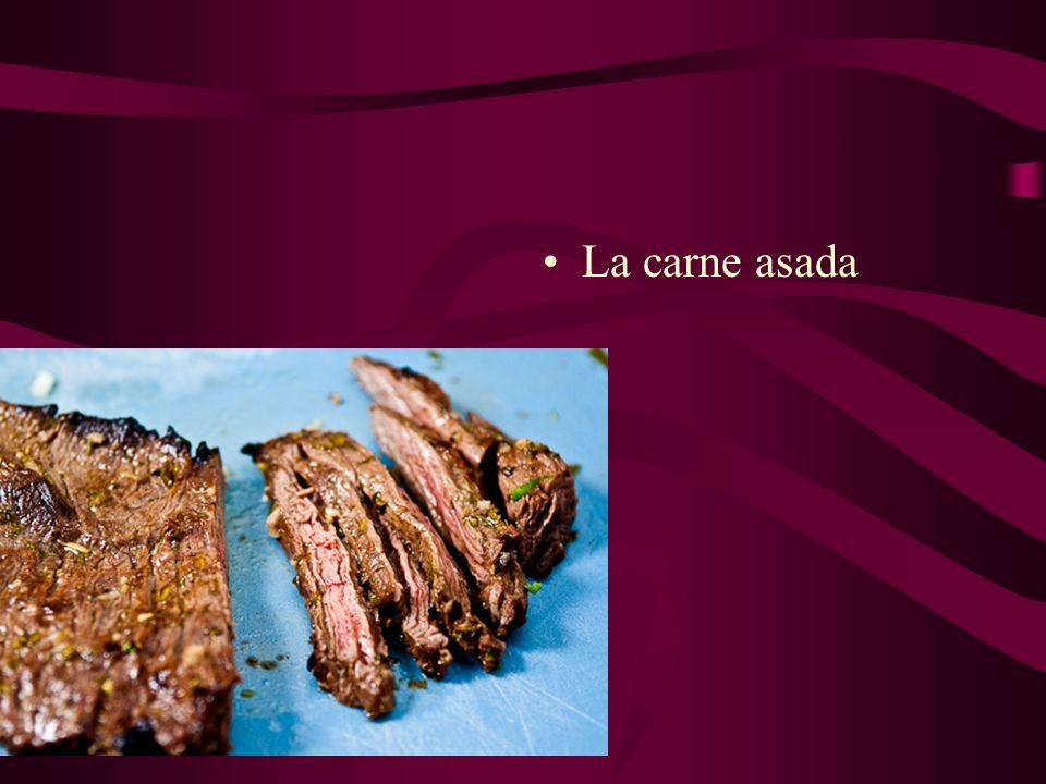 La carne asada