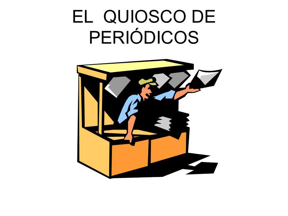 EL QUIOSCO DE PERIÓDICOS
