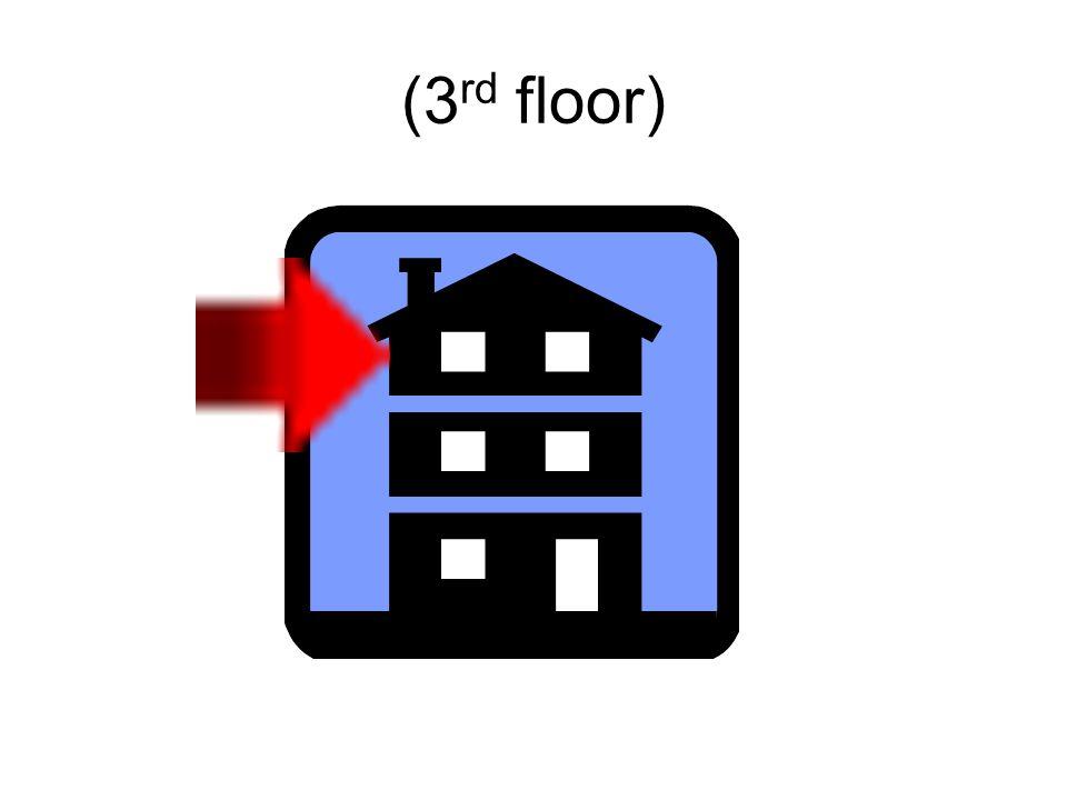 (3 rd floor)