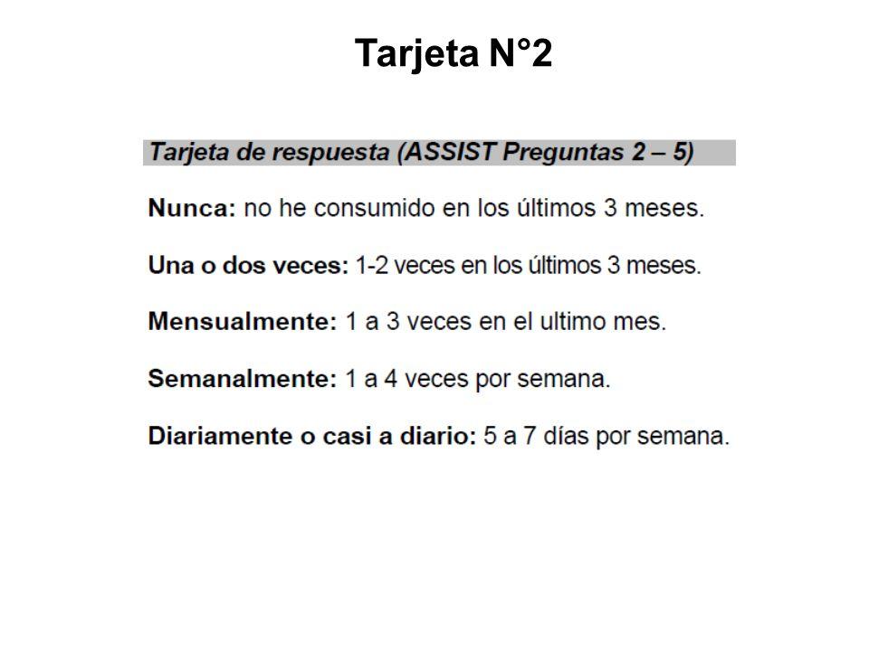 Tarjeta N°3